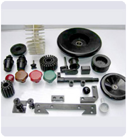 thermoset moulding component